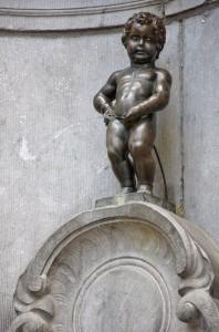Brussel, de hoofdstad van België.