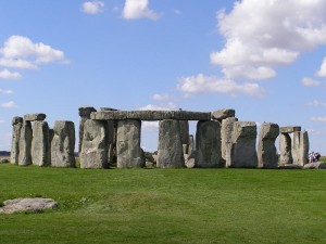 Stonehenge in Engeland