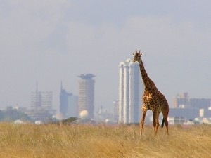 waar ligt kenia