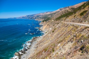 De Pacific Coast Highway