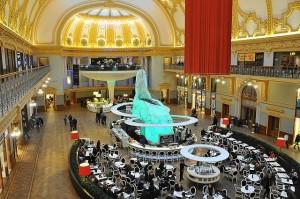 Winkelcentrum Stadsfeestzaal Antwerpen