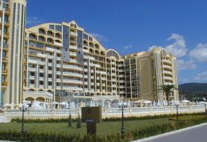 Boulevard Sunny Beach