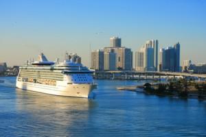 Cruise schip Miami