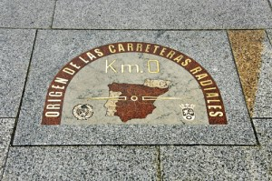 Centrum Spanje
