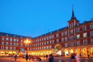 Plein Madrid
