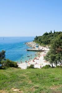 Strand Istrië