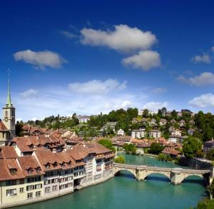 Centrum van Bern