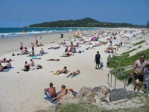 Strand Byron Beach