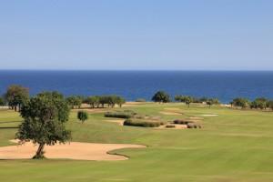 Golfbaan in Algarve