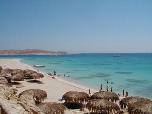 Strand Egypte