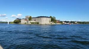 Fort op Vaxholm