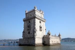 De beroemde toren van Bélem.